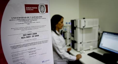 Certificación Laboratorio QUIFAC
